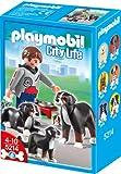 PLAYMOBIL 5214 - Berner Sennenhund-Familie