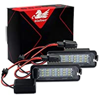 Akhan KB13/LED License Plate Lighting Module Complete Plug and Play