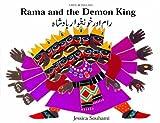 Rama and the Demon King (Dual Language Urdu/English)