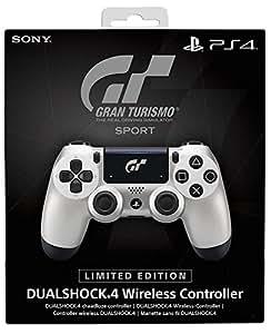 """Manette DualShock V2 pour PS4 - Editon limitée """"GT Sport"""""""