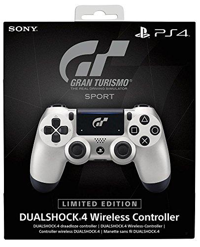Manette DualShock V2 pour PS4 Editon limitée «GT Sport»