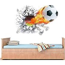 Suchergebnis auf Amazon.de für: wandtattoos fußball