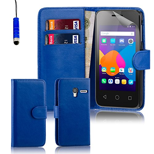 32ndr-book-wallet-pu-leather-case-cover-for-alcatel-pixi-3-35-inch-mobile-phone-deep-blue
