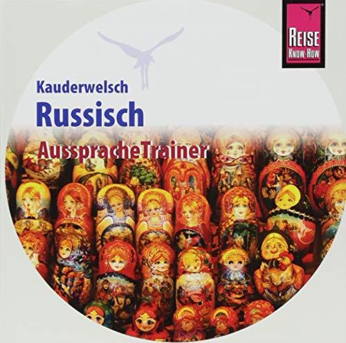 AusspracheTrainer Russisch (Kauderwelsch)