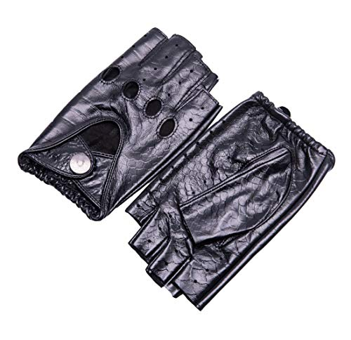 YISEVEN Guantes sin dedo Mujer Invierno