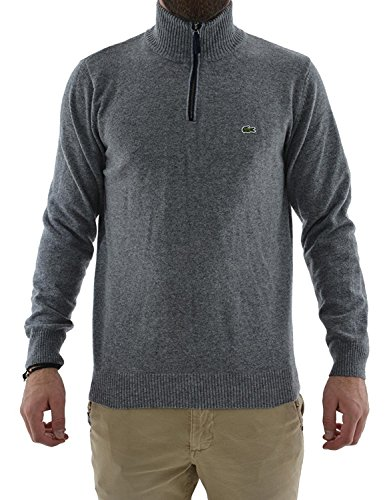 Lacoste Men's Men's Sweaters In Size 8-Xxxl Grey