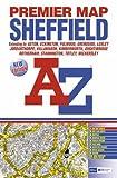 A-Z Premier Map of Sheffield