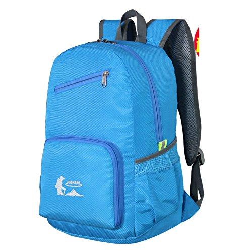 Liebhaber des Outdoor-Bergsteigen-Tasche/Faltbar/ Ultralight Rucksack A