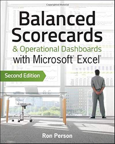 Balanced Scorecards and Operational Dashboards with Microsoft Excel (Dashboard-software)