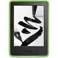 NuPro - Custodia protettiva con grip per Kindle (7ª generazione - modello 2014), Verde