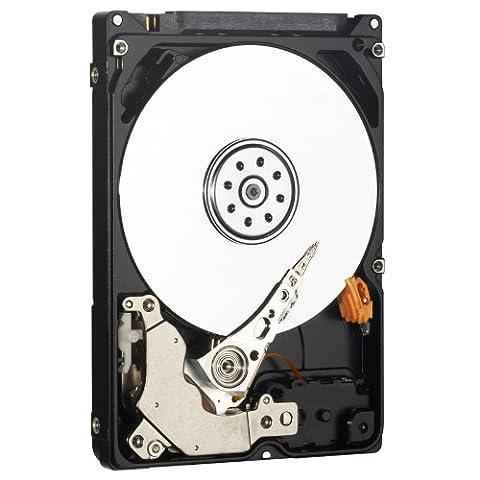 Western Digital WD5000BUCT 500 GB interne Festplatte (6,5 cm (2,5 Zoll), 5400rpm, 4,2ms, 16MB Cache, SATA)