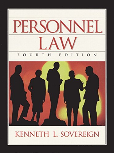 Personnel Law
