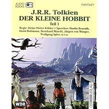 Der kleine Hobbit, 4 Cassetten