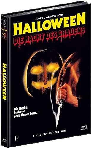 cht des Grauens - Mediabook  (+ DVD) [Blu-ray] [Limited Edition] (Halloween, Jamie Lee Curtis Film)