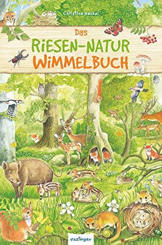 Das Riesen-Natur-Wimmelbuch -