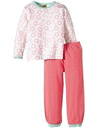 Celavi Pijama de Dos Piezas para niña