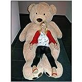 riesen Teddy 210cm stehend - 4