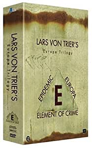 Lars Von Trier Europe Trilogy Box Set  [DVD] [1992]