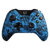 Evil Controllers X1Ibucxmm Blue Urban Master Mod Xbox One Modded Controller