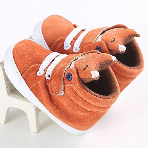 Walker Laranja Puseky Sapatos fox Meninos T0RqBa