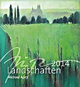 Landschaften 2014. Kunstkalender