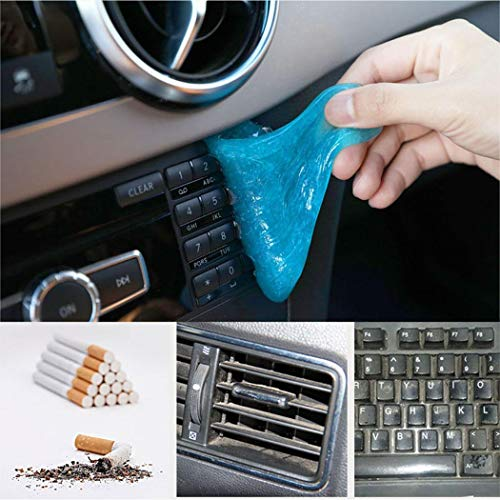 Ultrey Tastaturreiniger Soft Sticky Dust Reinigungsgel Gum Cyber Clean Reinigungsgeräte & -tücher