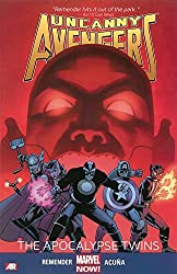 Uncanny Avengers Volume 2: The Apocalypse Twins (Marvel Now) by Rick Remender (2014-06-24)
