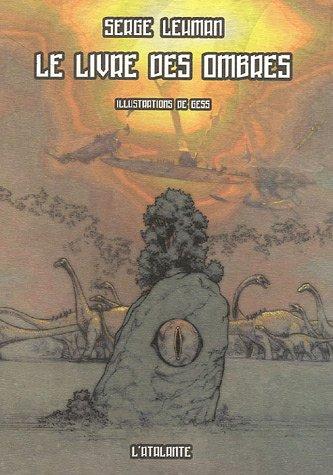 Le livre des ombres par Serge Lehman