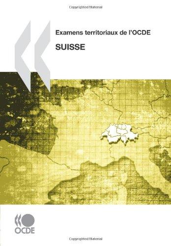 Examens territoriaux de l'OCDE Examens territo...