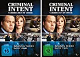 Criminal Intent - Verbrechen im Visier, Staffel 3 (6 DVDs)