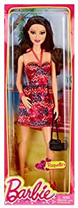 2013 Barbie Fashionistas Tropical RAQUELLE Poupée Doll Asst. CBP50 #BHY14