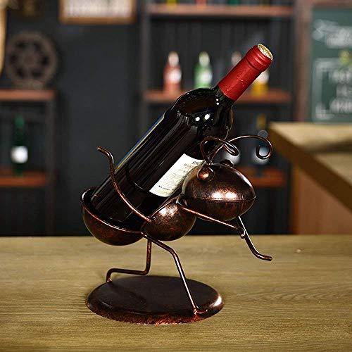 Wine rack Haus, Bar, Hotel, Ktv-Weinregal, Getränkehalter, Weinschalenhalter, Deko-Wohnaccessoires,2