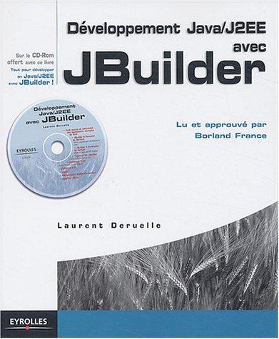 dveloppement-java-j2ee-avec-jbuilder-1cd-rom-offert