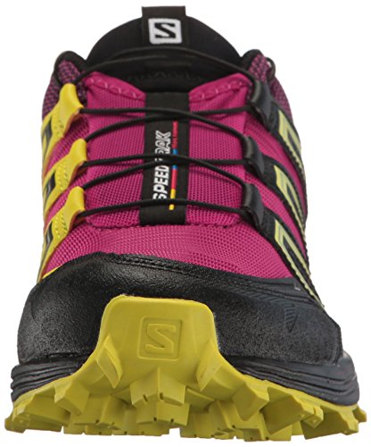 Salomon Speedtrak Women's Scarpe da Trail Corsa - AW17 Black