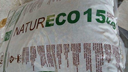 Pellet in sacco da 15 kg green maxx 6mm pellets