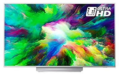 Philips 4K Ultra HD Android Smart TV with HDR Plus and 3-sided Ambilight (2018 Model)