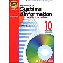 Organisation du système d'information comptable et de gestion. Tome 1, Processus 10