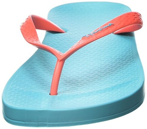 Ipanema Tropical, Sandales Plateforme femme Bleu - Blue (Blue/Red)