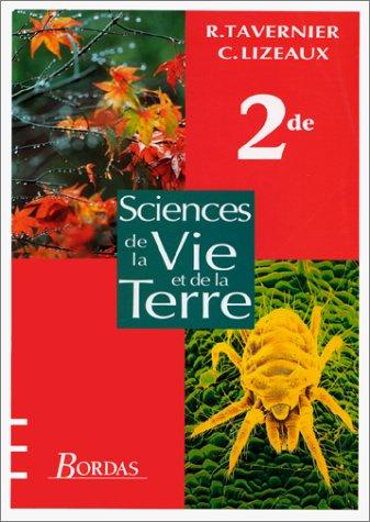 Sciences de la vie et de la terre 2e