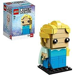 Brickheadz Elsa, Disney Frozen,, 41617