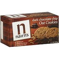 Nairns Dark Choc Chip 200g Biscuits Oaty