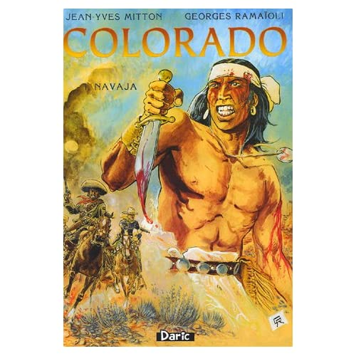 Colorado, Tome 1 : Navaja