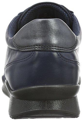 Ecco ECCO MOBILE III, Baskets  femme Bleu (MARINE/BLACK52668)