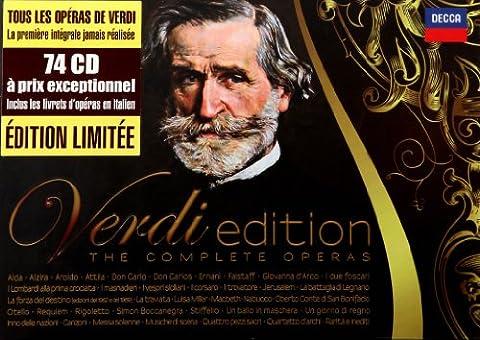 Verdi Edition - L'Integrale Des