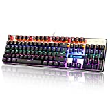 Sades K10 PC Mac Mechanical Gaming Keyboard USB Review and Comparison