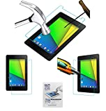 #7: Acm Tempered Glass Screenguard for Nexus 7 2nd Generation 2013 Screen Guard Scratch Protector