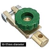 Cocar 15-17mm Diametro Stuck Morsetto Interruttore Stacca Batteria per Auto