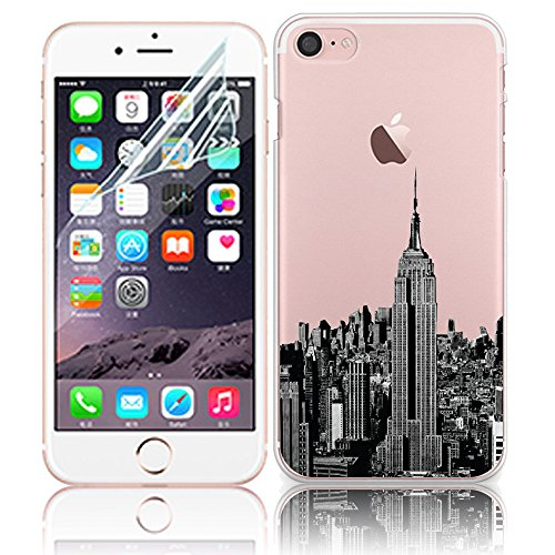 iPhone 4 4G 4S Hülle, Sunroyal Weiche TPU Ränder Rückdeckel Schutzhülle mit Bändselloch Leichte kratzfeste stoßdämpfende Hülle für iPhone 4 4G 4S,Beautiful Rosa Blooming Blume Flower in Spring Malerei New 01