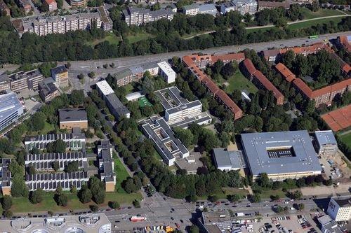 MF Matthias Friedel - Luftbildfotografie Luftbild von Ausschläger Weg in Borgfelde (Hamburg), aufgenommen am 19.08.09 um 12:02 Uhr, Bildnummer: 5446-31, Auflösung: 6048x4032px = 24MP - Fotoabzug 50x75cm