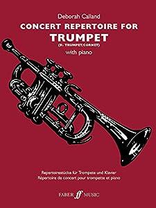 Concert Repertoire for Trumpet (Faber Concert Repertoire Series)